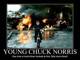 Youngchucknorris