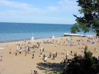 Glencoe-Beach