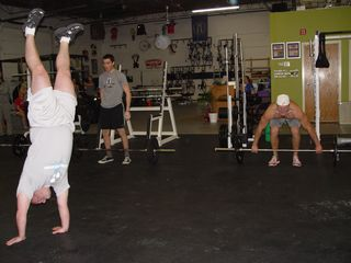 TimHandstand